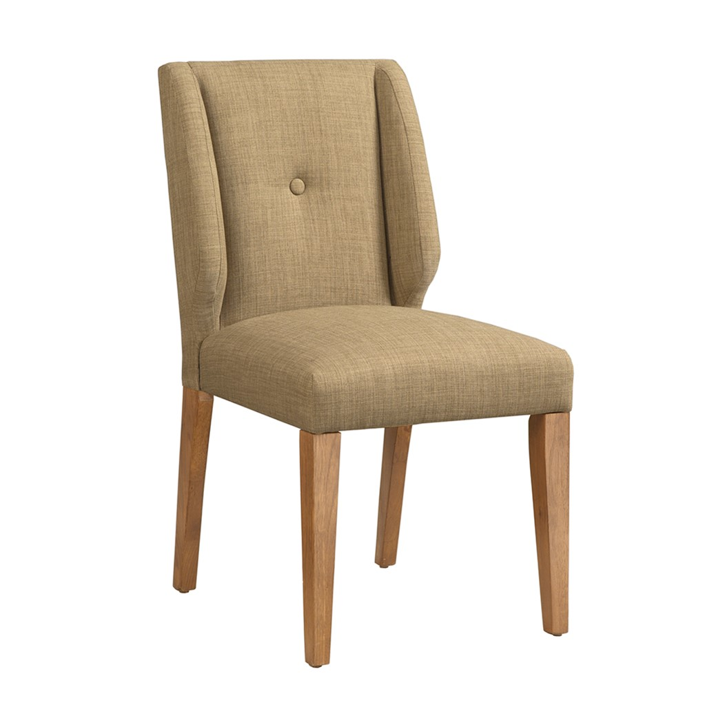 Sage Products Modern Wingback Button Tufted Sage Upholste...