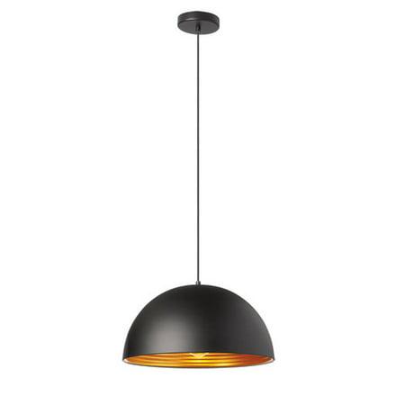 Corrigan Studio Redford 1-Light Bowl Pendant