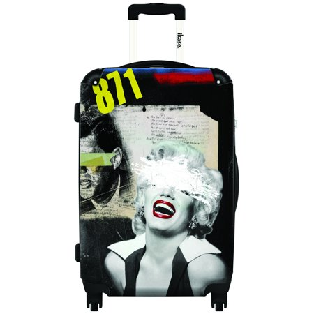 iKase Suitcase Marilyn Monroe by Elo Marc - Carry-on 20
