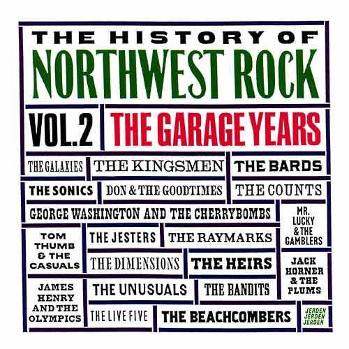 History Of Northwest Rock 2 / Various
