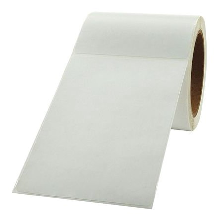 Crane Consumables 4x6 Dt P Label White Direct Thermal Paper Pk4