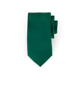 Solid Green Men's Haines & Bonner Tie