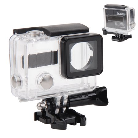 Full Sealed Transparent Waterproof Diving Protective Housing Case For Gopro Hero 3