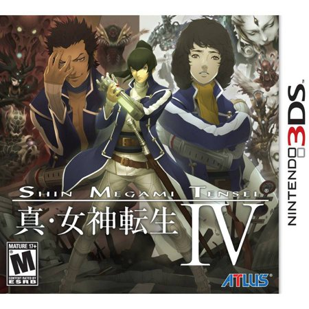 Shin Megami Tensei Iv (nintendo 3ds)