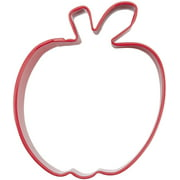 Wilton Metal Cookie Cutter, 3-Inch, Apple