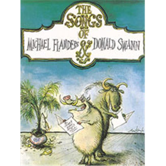 Alfred 12-0571529208 The Songs of Michael Flanders & Donald Swann - Music Book