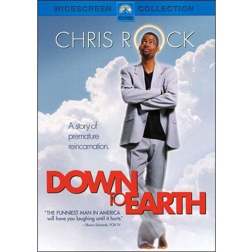 Down To Earth (Widescreen)