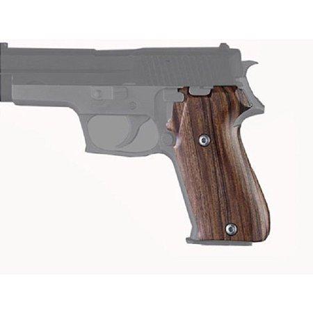 Hogue Sig Sauer P220 Pau American Model Premium Wood Grips