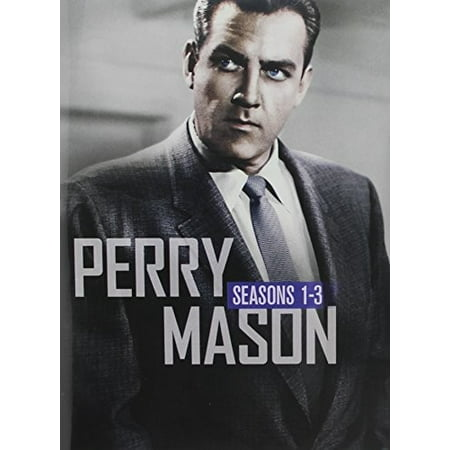 Perry Mason: Seasons 1-3 (DVD)