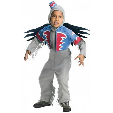 Deluxe Winged Monkey Child Costume - - Monkey Costume Child