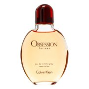 Calvin Klein Obsession Eau de Toilette Cologne for Men, 4 Oz Full Size