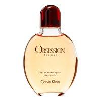 Calvin Klein Obsession Eau de Toilette Spray, Cologne for Men, 4.0 Oz