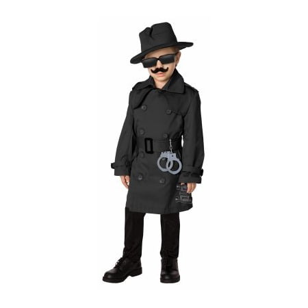 Spy Child Halloween Costume - Common Halloween Pranks