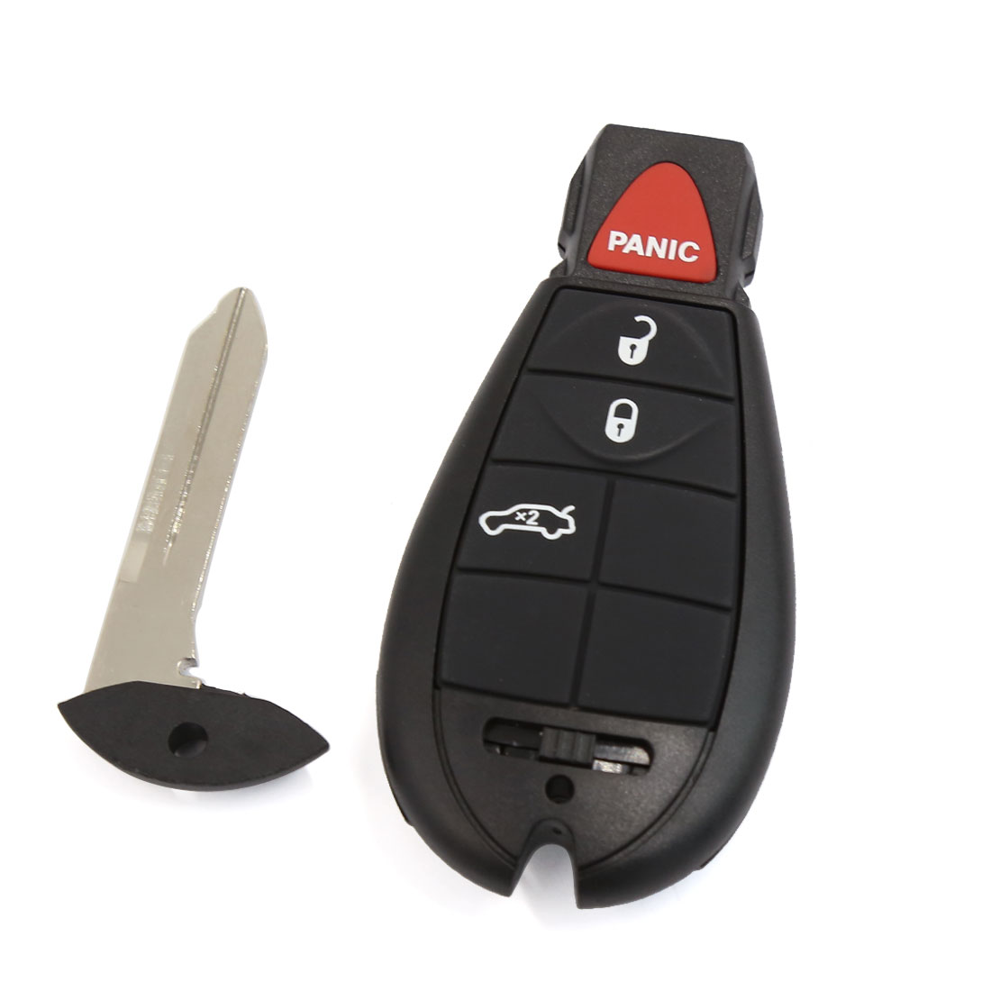 Light New Replacement Keyless Entry Car Remote Key Fob for Dodge M3N5WY783X IYZ-C01C