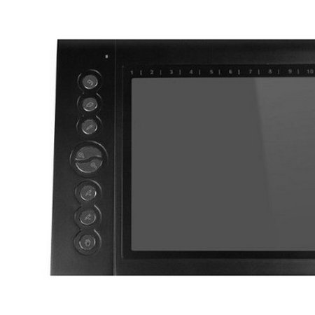 refurbished monoprice 10 x 6 25 inch graphic drawing tablet 4000