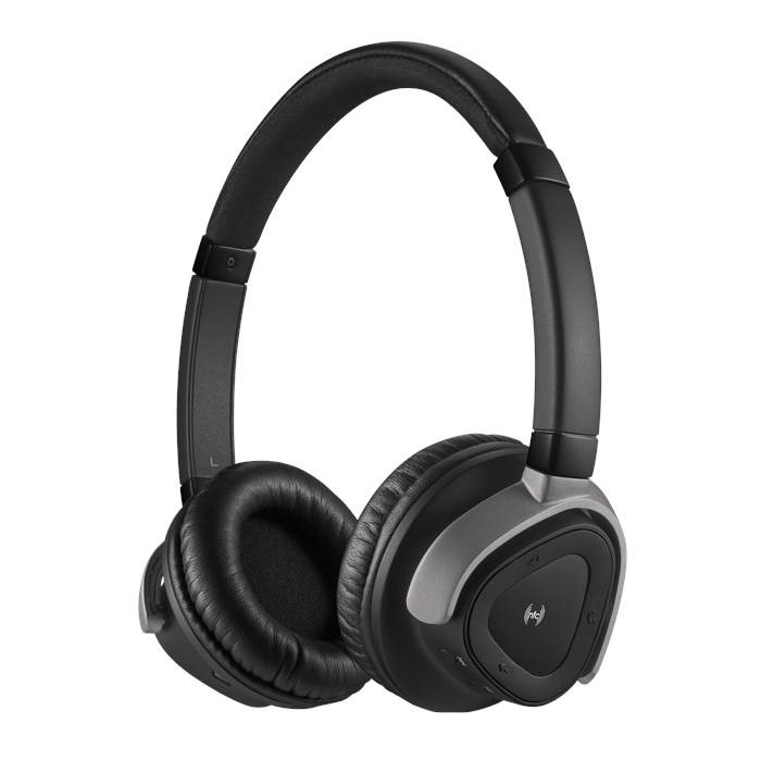 Creative Labs WP-380 Wireless Bluetooth Headphones with Invisible Mic and NFC by Creative Labs