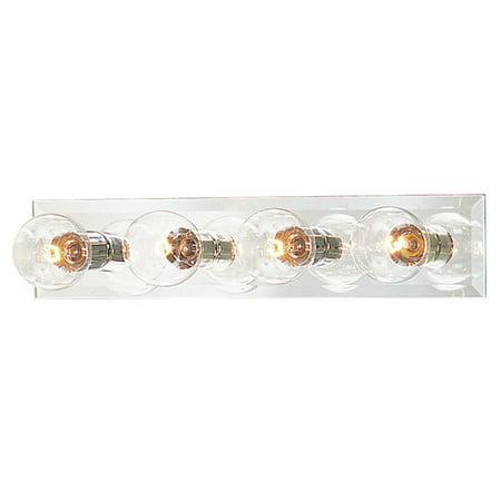 4 light bath bar wayfair thomas lighting mirrored light bath bar walmartcom