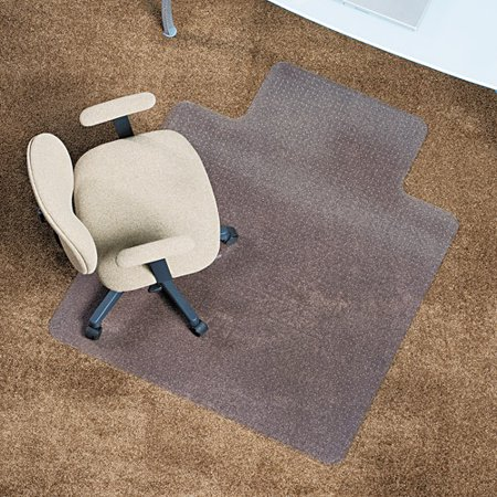 Office Chair Mat 48 Quot X36 Quot 20 Quot X10 Quot Lip Clear Floor Carpet