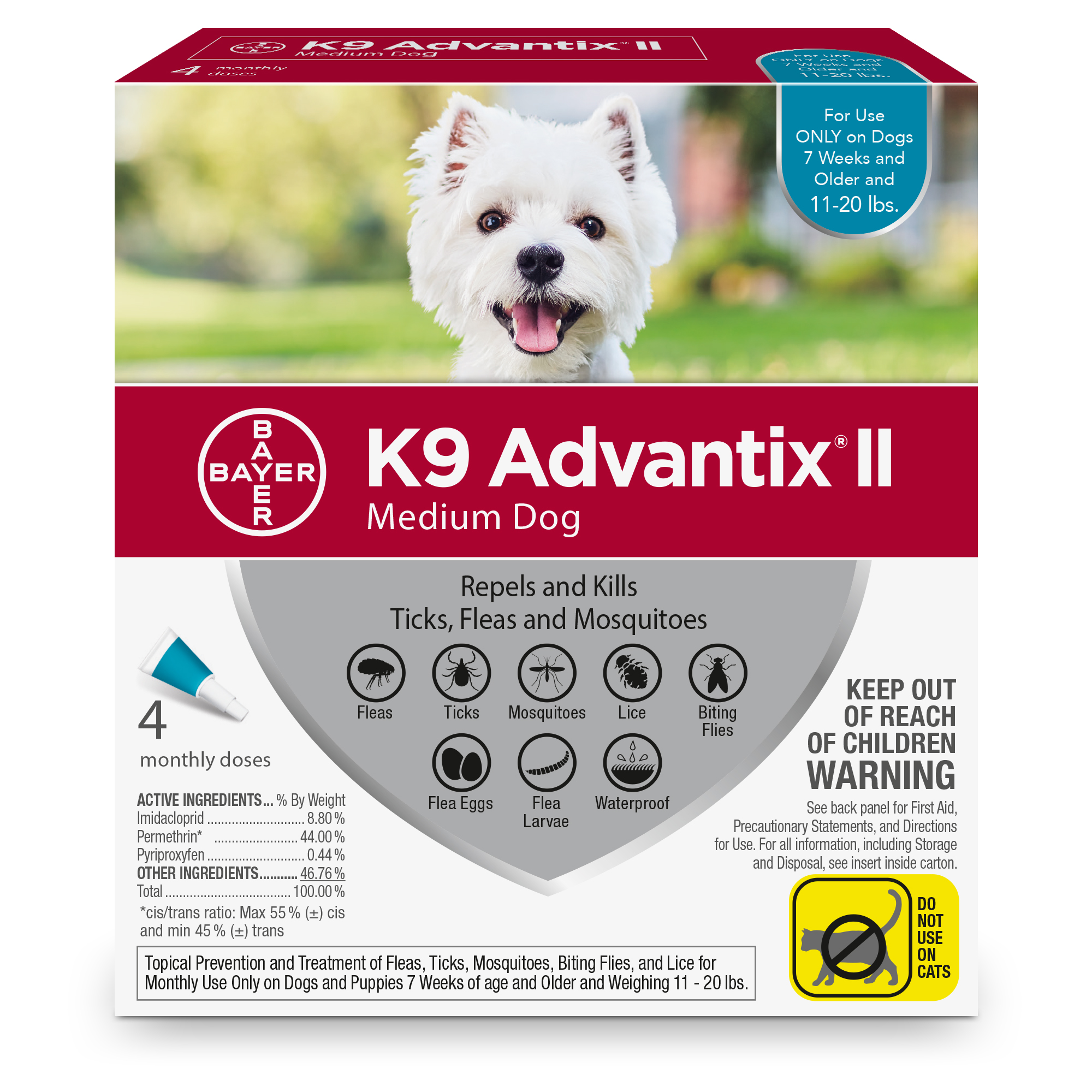 Dog Flea & Tick Walmart