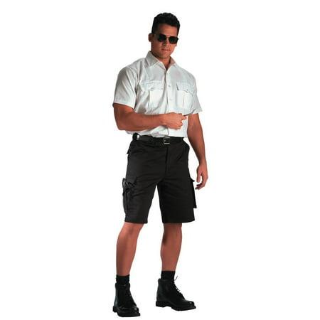 Emt Uniform - Black Emt Shorts