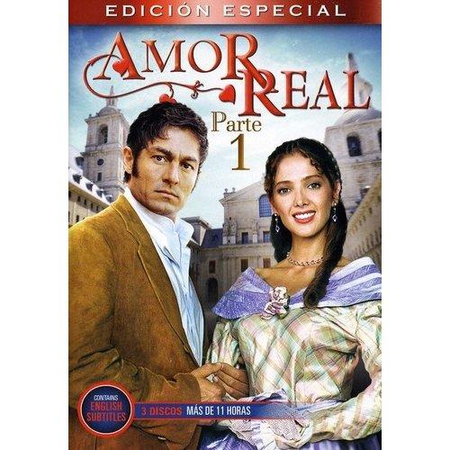 Amor Real, Parte 1 (Edicion Especial) (Spanish) (Full Frame) by TELEVISTA