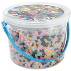 Perler Fuse Bead Activity Bucket, Glow in the Dark