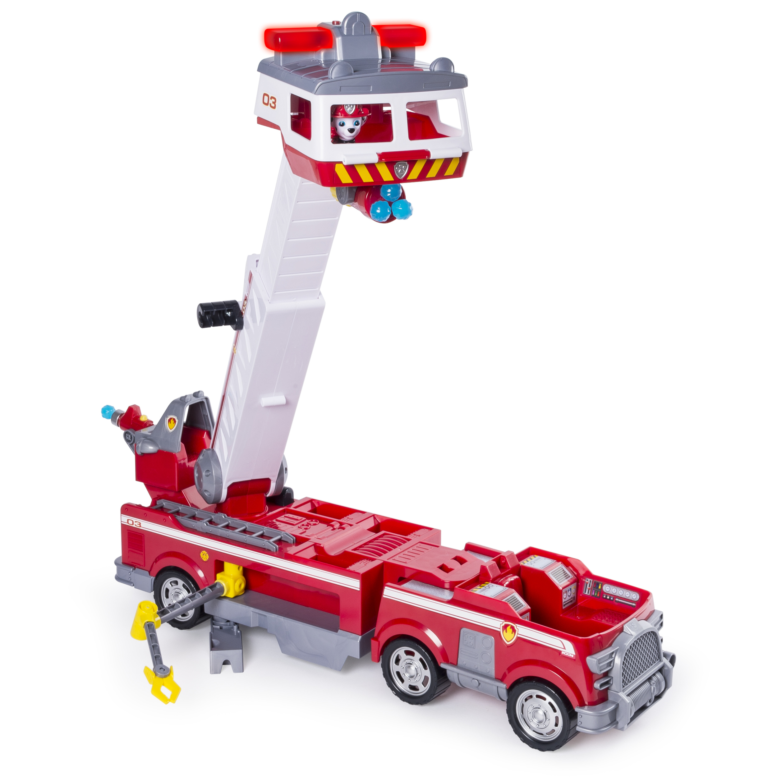 PAW Patrol Ultimate Rescue Fire Truck with Extendable 2 ft