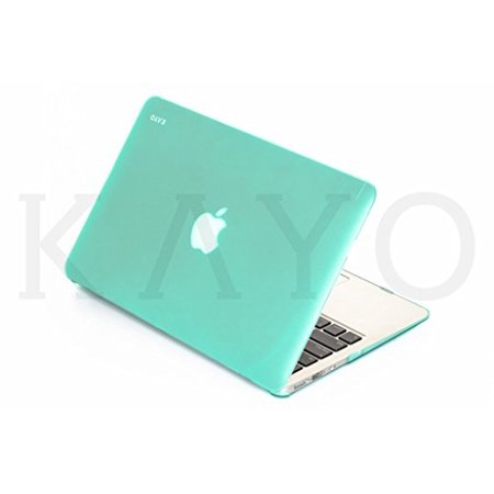 separation shoes 69ef3 2ee41 KAYO - AIR 13-inch Rubberized Hard Case for MacBook Air 13.3