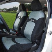 Adeco 12-Piece Soft-Touch Car Vehicle Protective Seat Covers