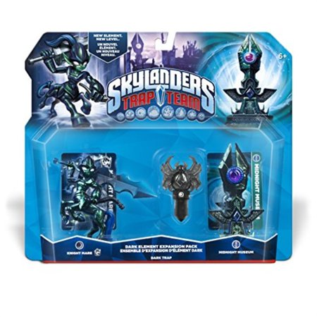 Skylanders Trap Team: Midnight Museum Dark Element Expansion