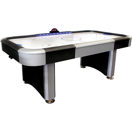 DMI Sports 7' Lighted Rail Turbo Hockey Table