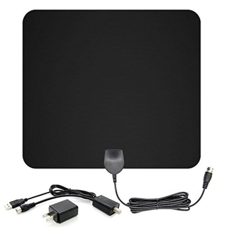 HD TV Antenna,Skyfind Indoor HDTV Antennas 50 Mile Range ...