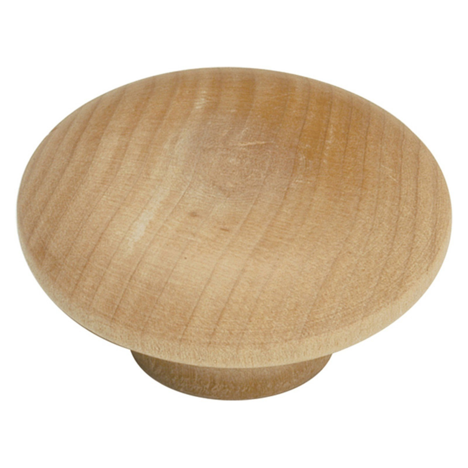 Hickory Hardware Natural Woodcraft Cabinet Knob