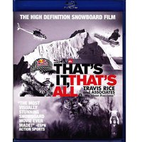 That's It, That's All (Blu-ray) (Widescreen)