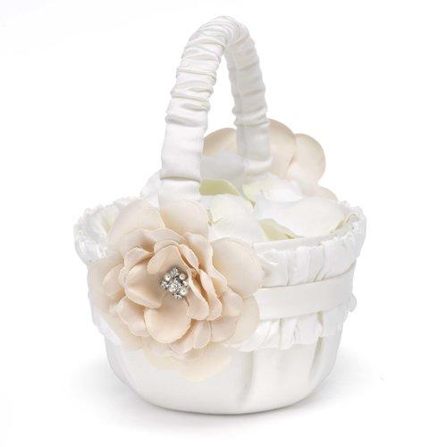 Hortense B Hewitt Love Blooms Flower Girl Basket