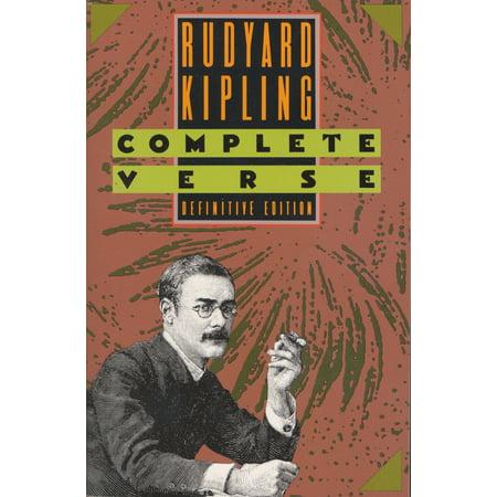 Rudyard Kipling : Complete Verse