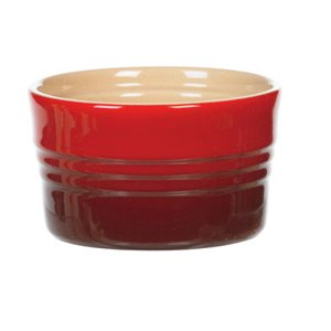 STACKABLE RAMEKIN RED