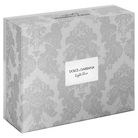 Dolce & Gabbana Light Blue Perfume Gift Sets for Women, 2 Pieces