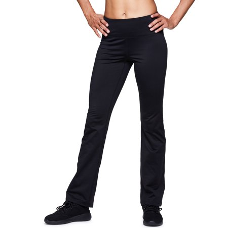 Women's Active Brush Bk Boot Cut Pant