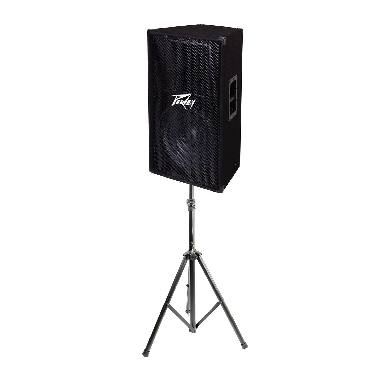 "Peavey PV 115 15"" 2-Way Pro DJ Live Sound Speaker + Pyle ..."