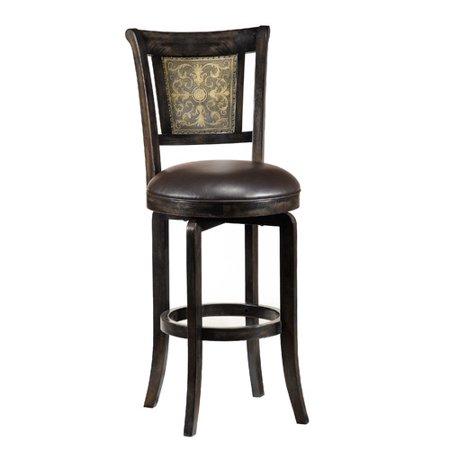 Prime Fleur De Lis Living Lilburn 26 5 Swivel Bar Stool Machost Co Dining Chair Design Ideas Machostcouk