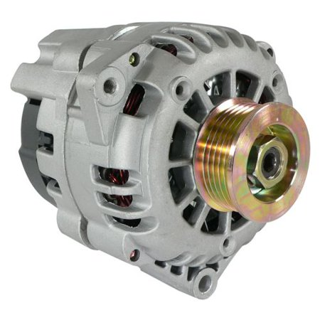 (DB Electrical ADR0122 Alternator For Chevrolet Chevy Astro Van 4.3 4.3L 94 95 1994 1995 /GMC Safari Van 4.3 4.3L 94 95 1994 1995 /10463408, 10463443, 10480017, 10480072, 10480189, 10480190 /321-1027)
