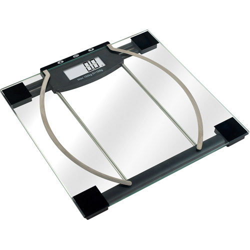 Remedy Digital Scale - Body Weight, Fat and Hydration - BIA