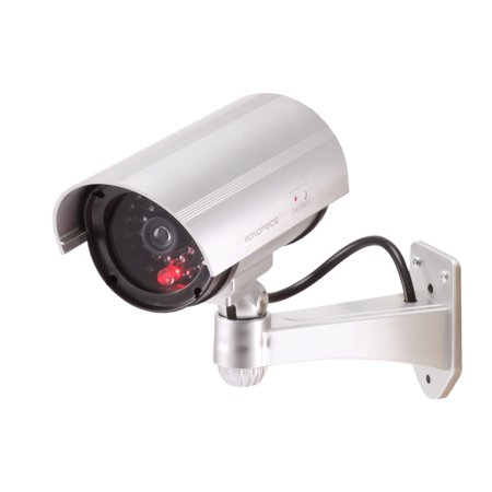 Monoprice Dummy IR Bullet Camera with flashing red activity LED