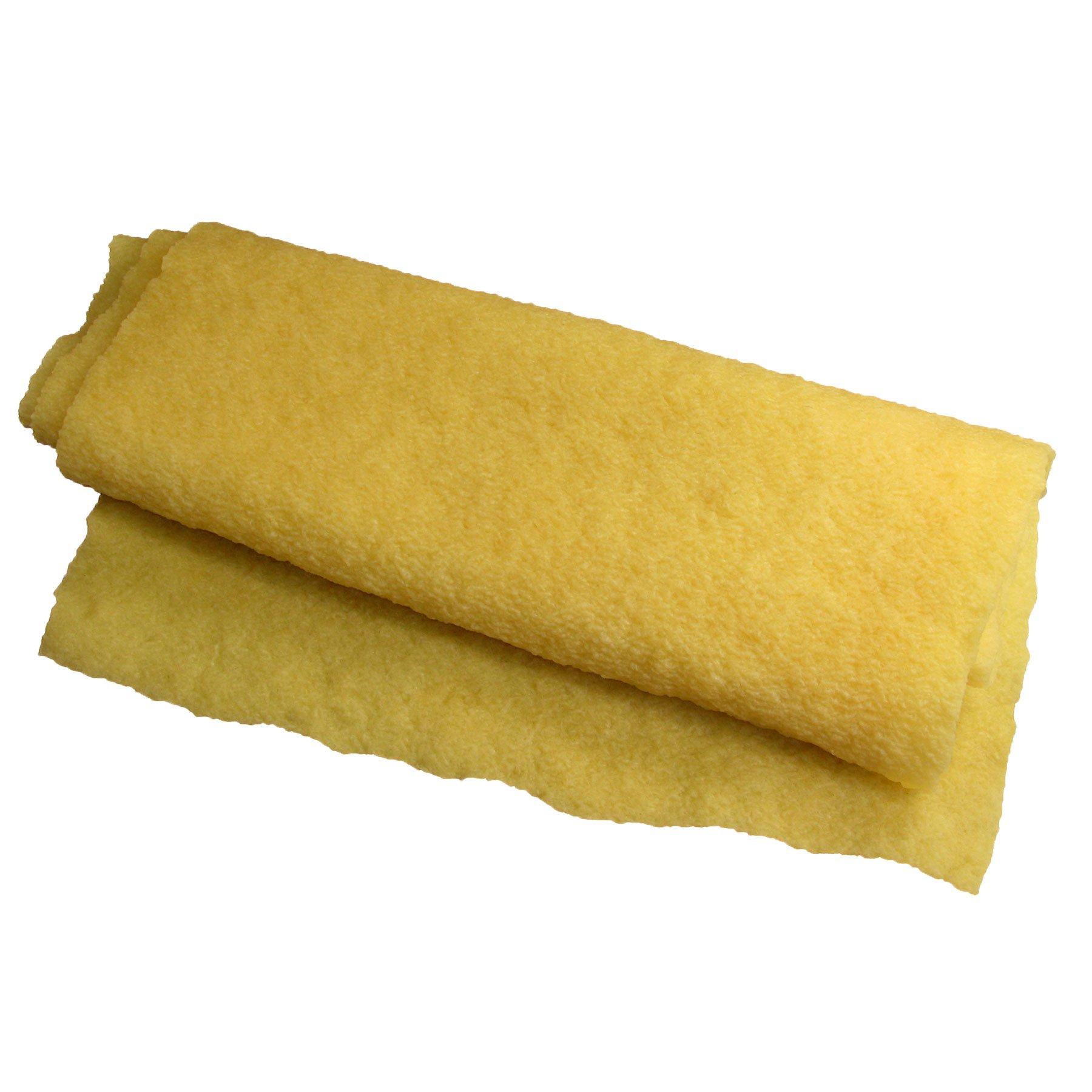 "1/8"" (3.2mm) Crepe Rubber - 18"" x 20"" Sheets - Natural"
