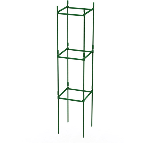 "Emsco Group 2338-1 Crop Prop Square 54"" High Trellis, Snap Together Support Kit by EMSCO Group"