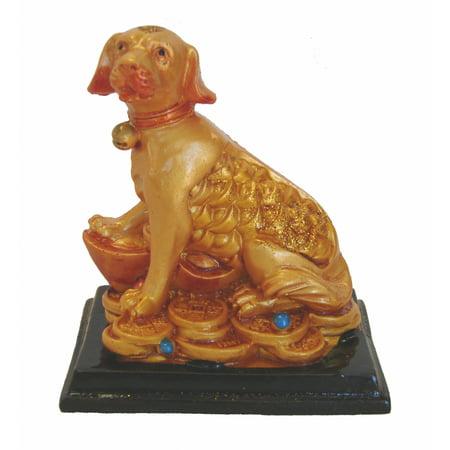 Chinese Zodiac Dog (Chinese Zodiac Dog Statue)