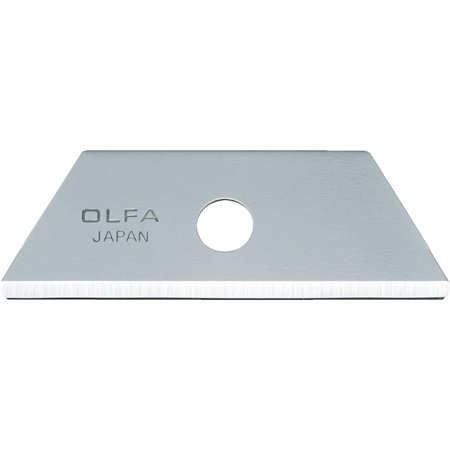 Olfa Rounded Tip Safety Utility Knife Blade