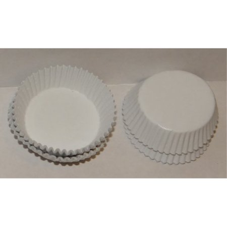 601 White Paper Candy Cup Cups 200 Pack Candy Making