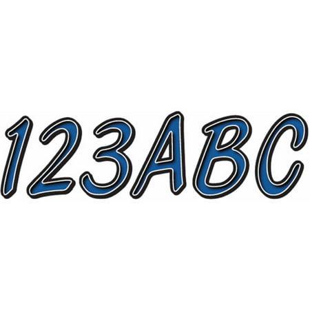 hardline series 400 registration kit smooth cursive font with left
